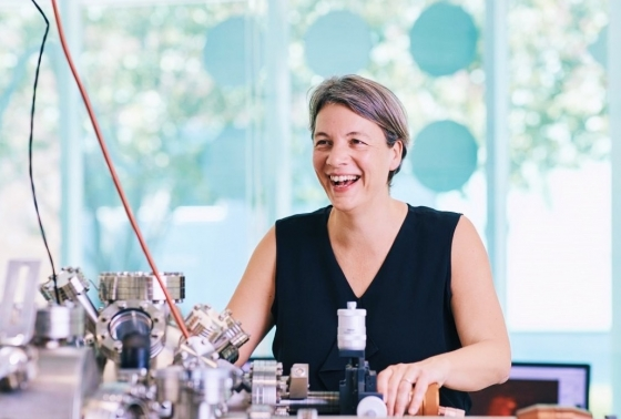 UNSW Researcher and 2018 Australian of the Year Michelle Simmons