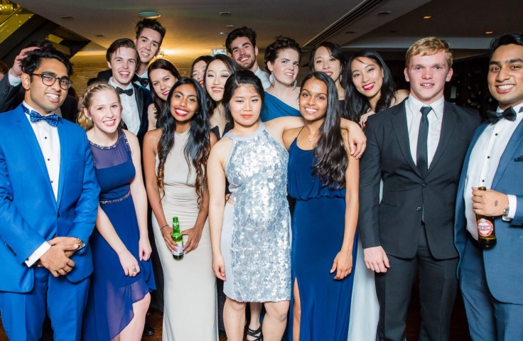 Students of Medical Science Society at UNSW